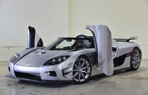 Floyd Mayweather mua sieu xe Koenigsegg CCXR Trevita hinh anh
