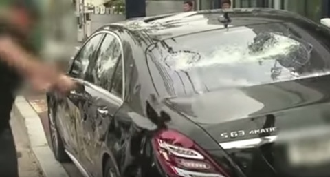 Tu dap nat Mercedes S63 AMG gia 200.000 USD hinh anh