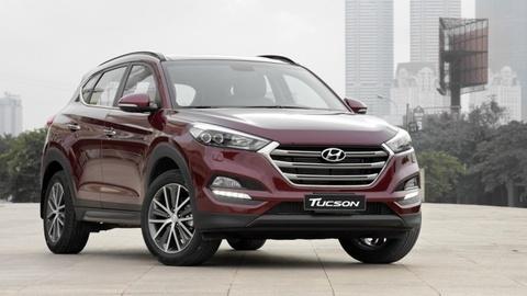 Hyundai Tucson moi co chi so an toan cao hinh anh