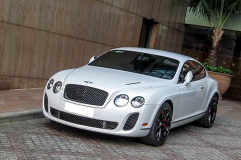Sieu xe Bentley Supersports hang doc tai Sai Gon hinh anh