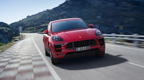 Porsche Macan GTS co gia 4 ty dong tai Viet Nam hinh anh