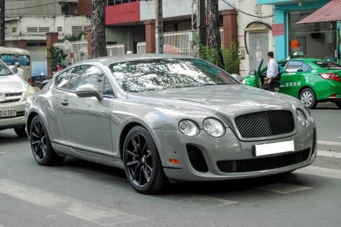 Sieu xe Bentley Supersports hang hiem xuat hien tai Sai Gon hinh anh