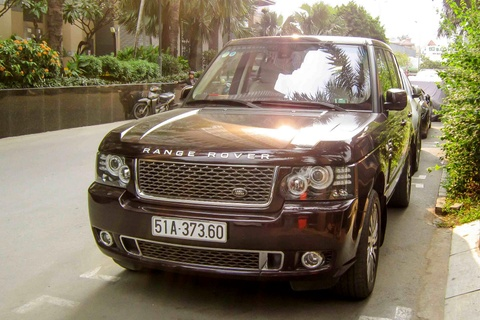 range rover ultimate edition hinh anh