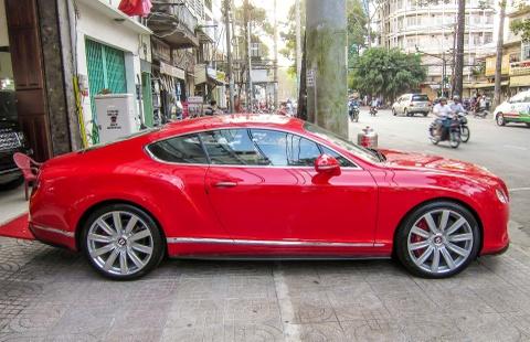 Sieu xe Bentley Continental GT V8 tiet kiem xang o TP HCM hinh anh