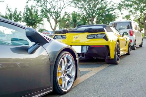 Sieu xe Corvette Z06 mui tran dau tien tai Viet Nam hinh anh 11
