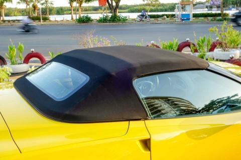 Sieu xe Corvette Z06 mui tran dau tien tai Viet Nam hinh anh 3