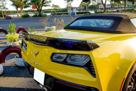 Sieu xe Corvette Z06 mui tran dau tien tai Viet Nam hinh anh 8