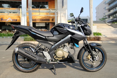 Yamaha FZ150i mau moi o Viet Nam hinh anh
