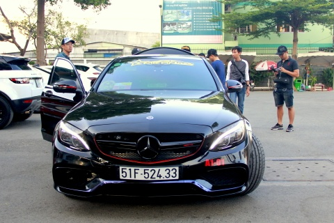 Hang chuc xe the thao xuat phat tu Sai Gon di Phan Thiet hinh anh 5