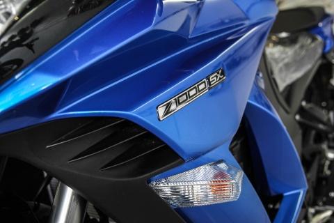 Kawasaki Z1000SX - phien ban duong truong cua Z1000 ve VN hinh anh 10