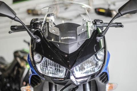 Kawasaki Z1000SX - phien ban duong truong cua Z1000 ve VN hinh anh 6
