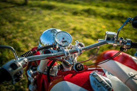 Do Moto Guzzi 40 nam tuoi thanh sidecar hinh anh 5