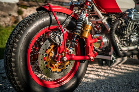 Do Moto Guzzi 40 nam tuoi thanh sidecar hinh anh 6