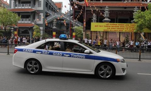 Chi tiet doan xe ho tong Tong thong Obama o Sai Gon hinh anh 9