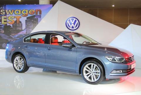Chi tiet Volkswagen Passat 2016 gia tu 1,45 ty tai Viet Nam hinh anh 13