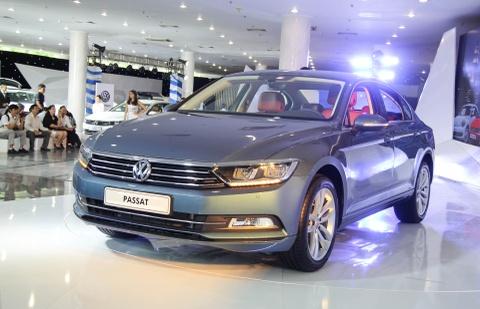Chi tiet Volkswagen Passat 2016 gia tu 1,45 ty tai Viet Nam hinh anh 3