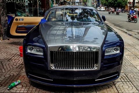 Chi tiet Rolls-Royce Wraith thieu gia Phan Thanh moi tau hinh anh 1