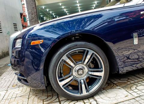 Chi tiet Rolls-Royce Wraith thieu gia Phan Thanh moi tau hinh anh 14