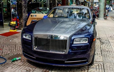 Chi tiet Rolls-Royce Wraith thieu gia Phan Thanh moi tau hinh anh 15