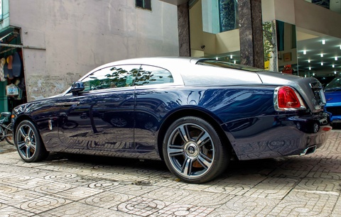 Chi tiet Rolls-Royce Wraith thieu gia Phan Thanh moi tau hinh anh 2