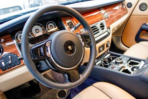 Chi tiet Rolls-Royce Wraith thieu gia Phan Thanh moi tau hinh anh 7