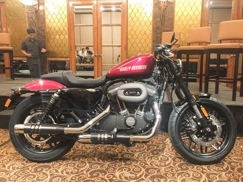 Harley Davidson Roadster 1.200 phan khoi ra mat tai Viet Nam hinh anh 1