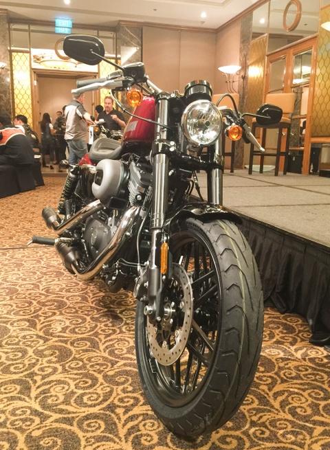 Harley Davidson Roadster 1.200 phan khoi ra mat tai Viet Nam hinh anh 2