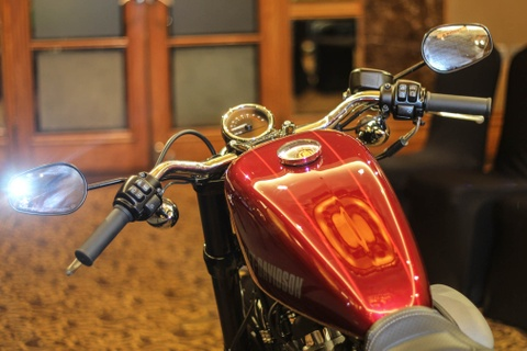 Harley Davidson Roadster 1.200 phan khoi ra mat tai Viet Nam hinh anh 8