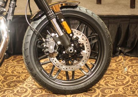 Harley Davidson Roadster 1.200 phan khoi ra mat tai Viet Nam hinh anh 10