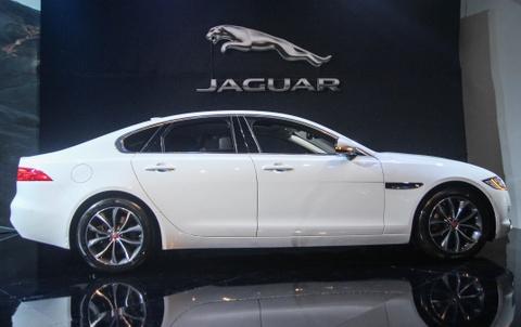 gia jaguar xf hinh anh