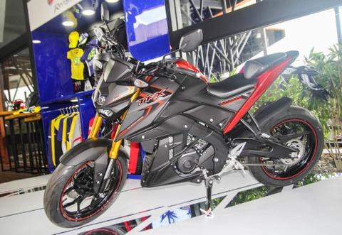 Chi tiet Yamaha TFX150 - xe con tay 150 cc vua ra mat tai VN hinh anh