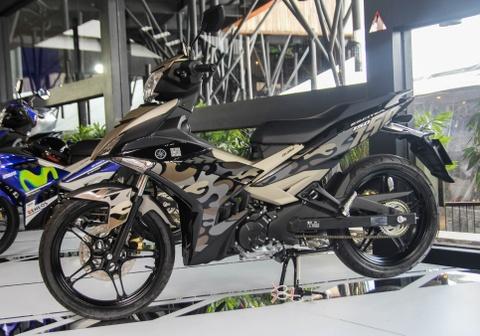 Yamaha Exciter 2016 doi tem, gia tang them 1,5 trieu dong hinh anh