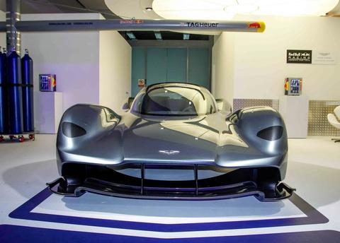 Chi tiet Aston Martin 3,2 trieu USD moi ra mat tai Singapore hinh anh 5