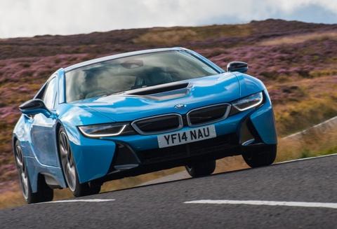 BMW ban duoc 100.000 chiec 'xe xanh' hinh anh