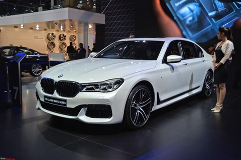 BMW 7 Series duoc san xuat tai Indonesia hinh anh