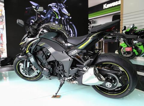 Kawasaki Z1000 2017 ra mat tai VN, gia tu 399 trieu dong hinh anh 6