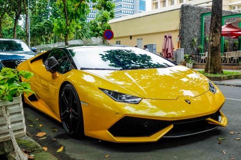Sieu xe Lamborghini Huracan cua Cuong Do La do gam thap hinh anh 8