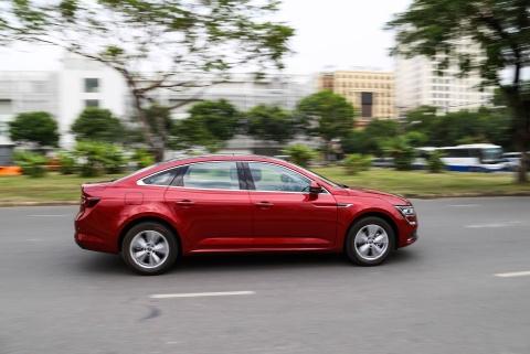 Renault Talisman - sedan hang D cao cap gia 1,5 ty tai VN hinh anh 18