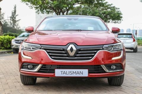 Renault Talisman - sedan hang D cao cap gia 1,5 ty tai VN hinh anh 4