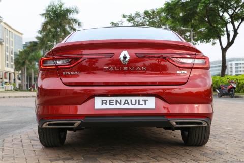 Renault Talisman - sedan hang D cao cap gia 1,5 ty tai VN hinh anh 5