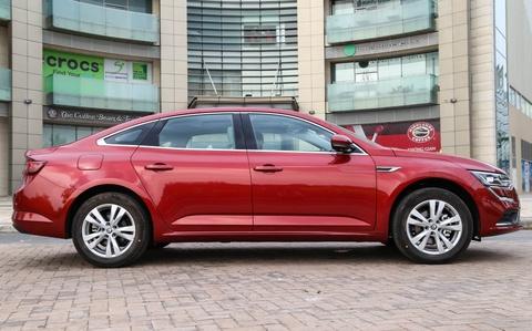 Renault Talisman - sedan hang D cao cap gia 1,5 ty tai VN hinh anh 2