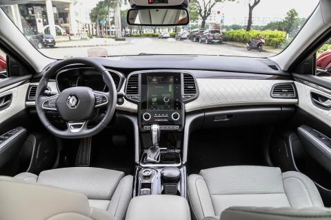 Renault Talisman - sedan hang D cao cap gia 1,5 ty tai VN hinh anh 7