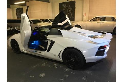 Sieu xe Lamborghini Aventador 'nhai' gia 55.000 USD hinh anh