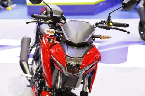Suzuki GSX-S150 - doi thu Yamaha FZ150 moi ra mat tai VN hinh anh 3