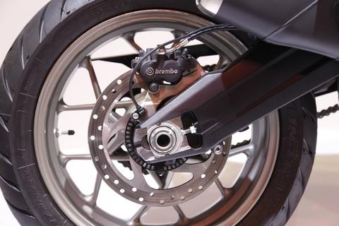 Chi tiet Ducati Multistrada 950 gia 550 trieu dong tai Viet Nam hinh anh 11
