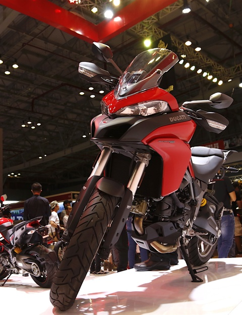 Chi tiet Ducati Multistrada 950 gia 550 trieu dong tai Viet Nam hinh anh 2