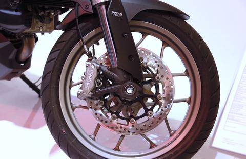 Chi tiet Ducati Multistrada 950 gia 550 trieu dong tai Viet Nam hinh anh 10
