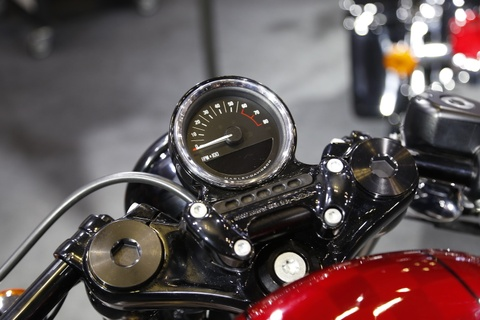 Harley-Davidson Roadster Cafe Racer gia gan 600 trieu dong tai VN hinh anh 11