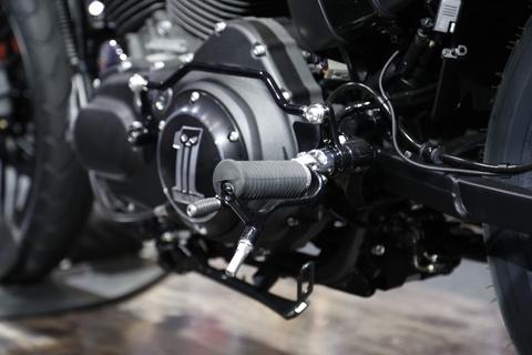 Harley-Davidson Roadster Cafe Racer gia gan 600 trieu dong tai VN hinh anh 12