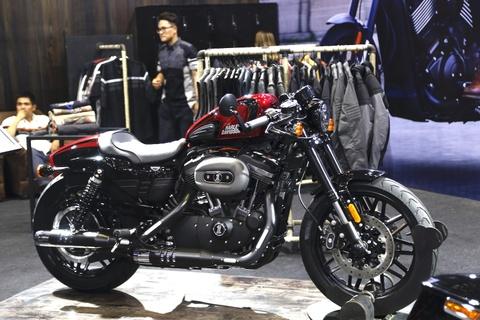 Harley-Davidson Roadster Cafe Racer gia gan 600 trieu dong tai VN hinh anh 2